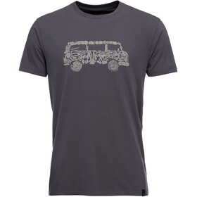 Black Diamond Vantastic T-Shirt Herren carbon